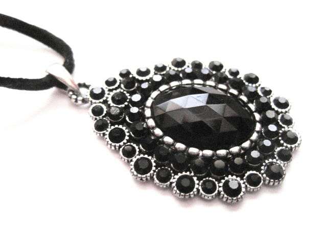 Image result for black jewelry