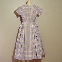 50s Bright Days DeDe Johnson Dress 38b/28w - Pretty Sweet ...