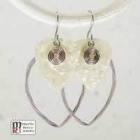 Earrings - Strings Collection - Martie Rocco Jewelry