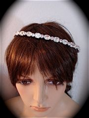 headpieces and hair jewels collection