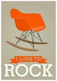 Eames poster Mid Century Art Print Nursery art print I ...