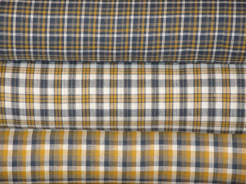 Homespun Fabric Cotton Fabric Home Decor Fabric Quilt Fabric