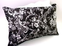 Lumbar Pillow with Microwave Heating Pad Insert, Lower ...