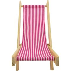 Pink Camo Lawn Chair Cover Rentals Niagara Toy Wood Folding Chair, And White Stripe Fabric - Tents Chairs