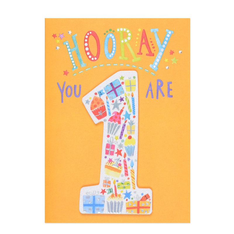 Age Specific Birthday Cards Collection Anas Papeterie