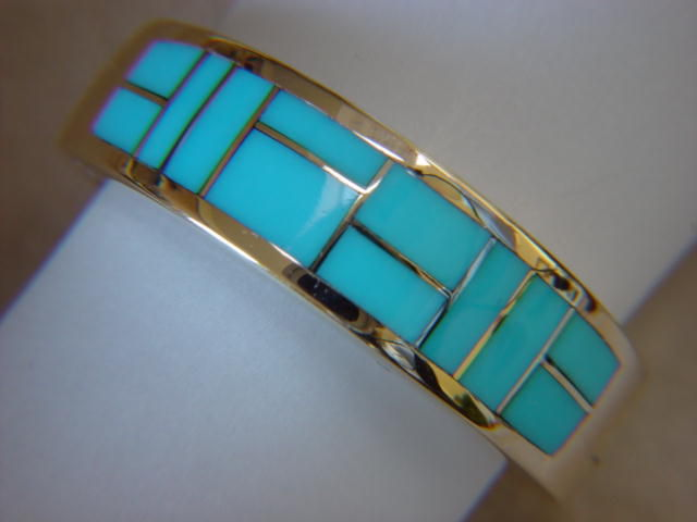How To Inlay Turquoise