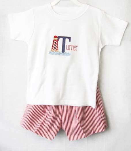 personalized baby boy clothes