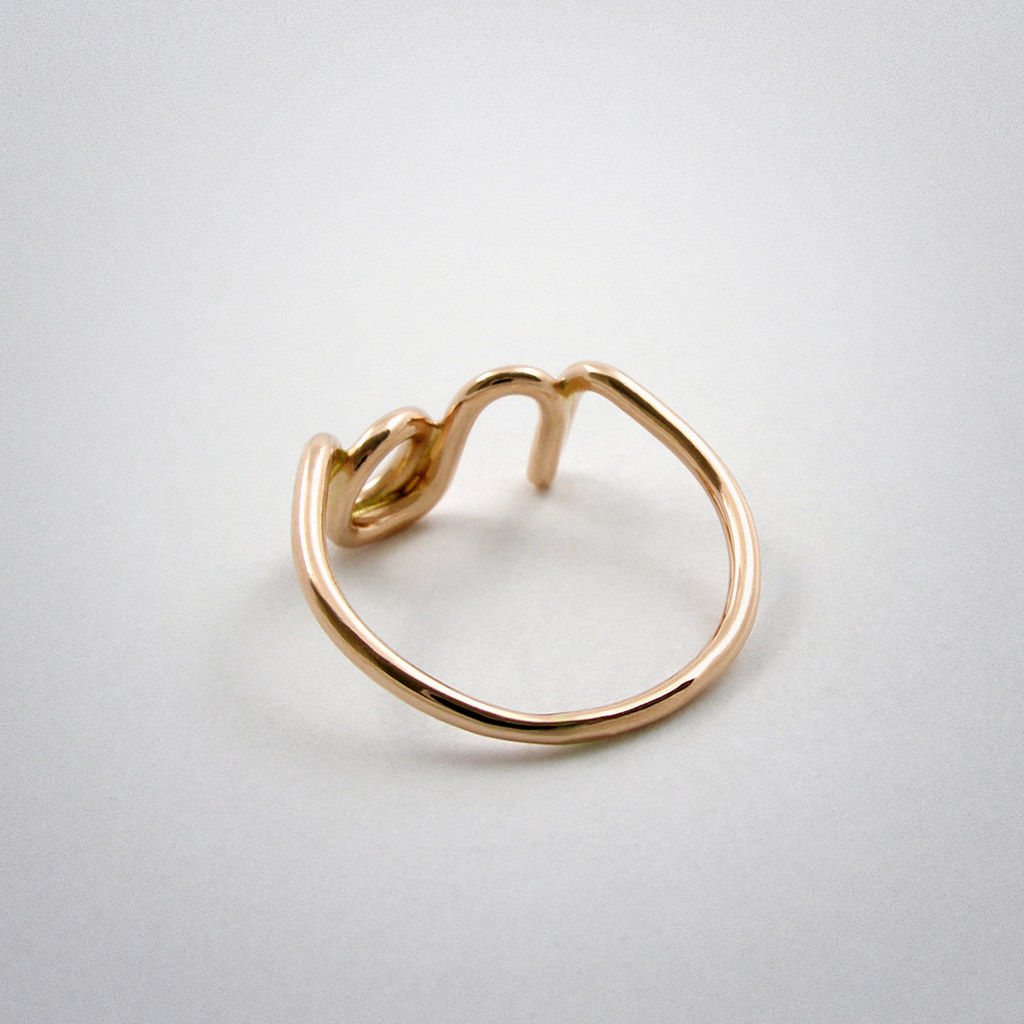 ring  No  Rotgold  MOQUII