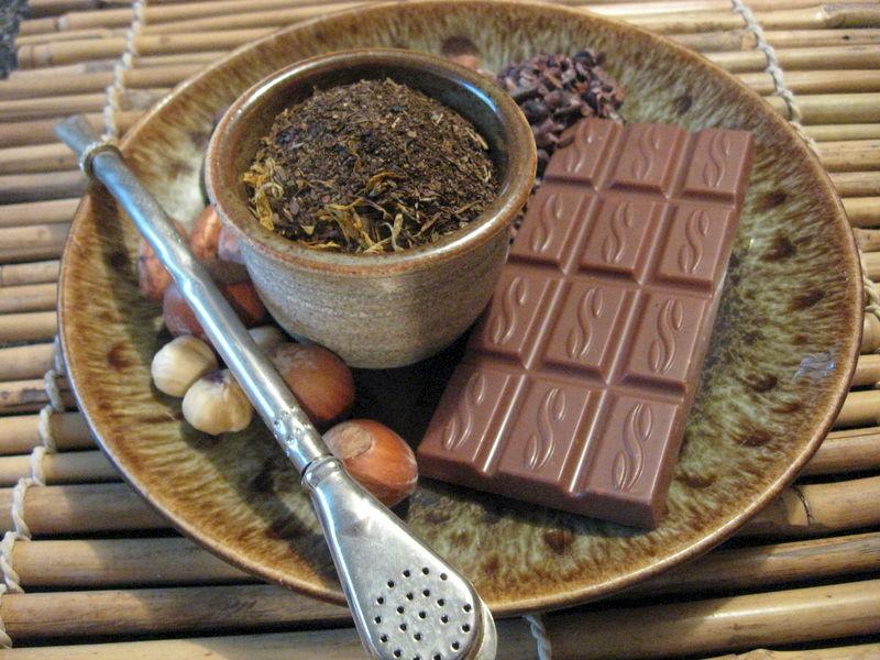 Mocha Nut Yerba Mate Loose Tea Ilex paraguariensis
