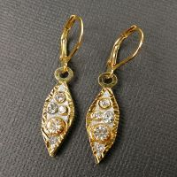 Michal Golan - Icicle Small Drop Earrings - TALICH