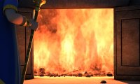 The Fiery Furnace!
