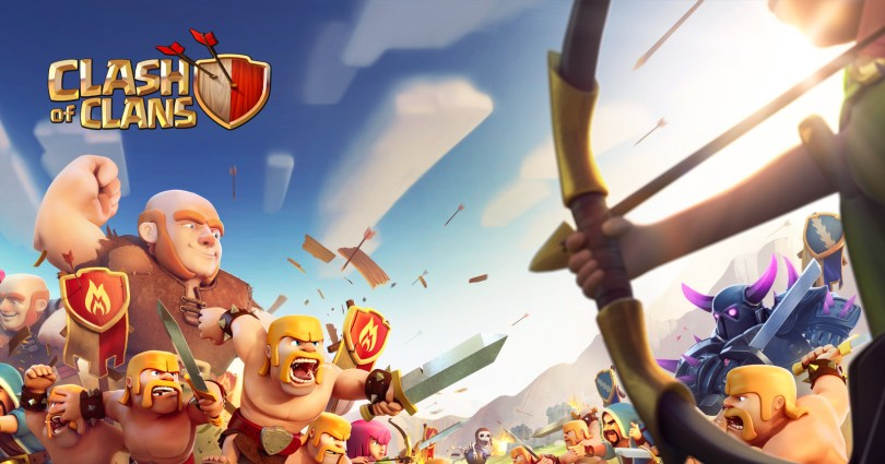 Sell Clash Of Clans account with Best Rewards