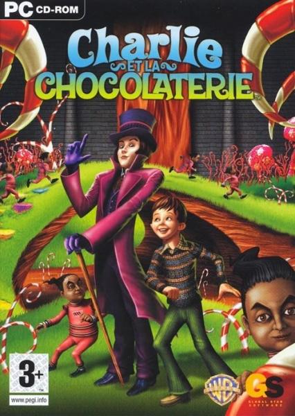 Charlie Et La Chocolaterie Dessin : charlie, chocolaterie, dessin, Charlie, Chocolaterie, SuperSoluce