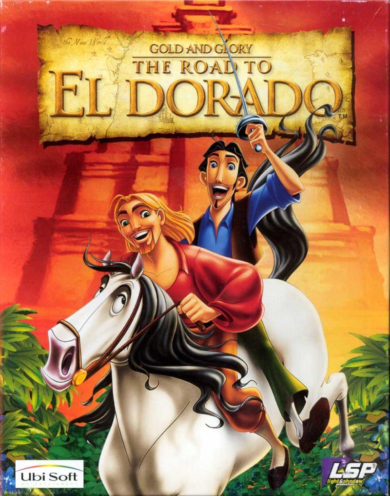 Sur La Route D Eldorado : route, eldorado, Gloire, Route, D'Eldorado, SuperSoluce