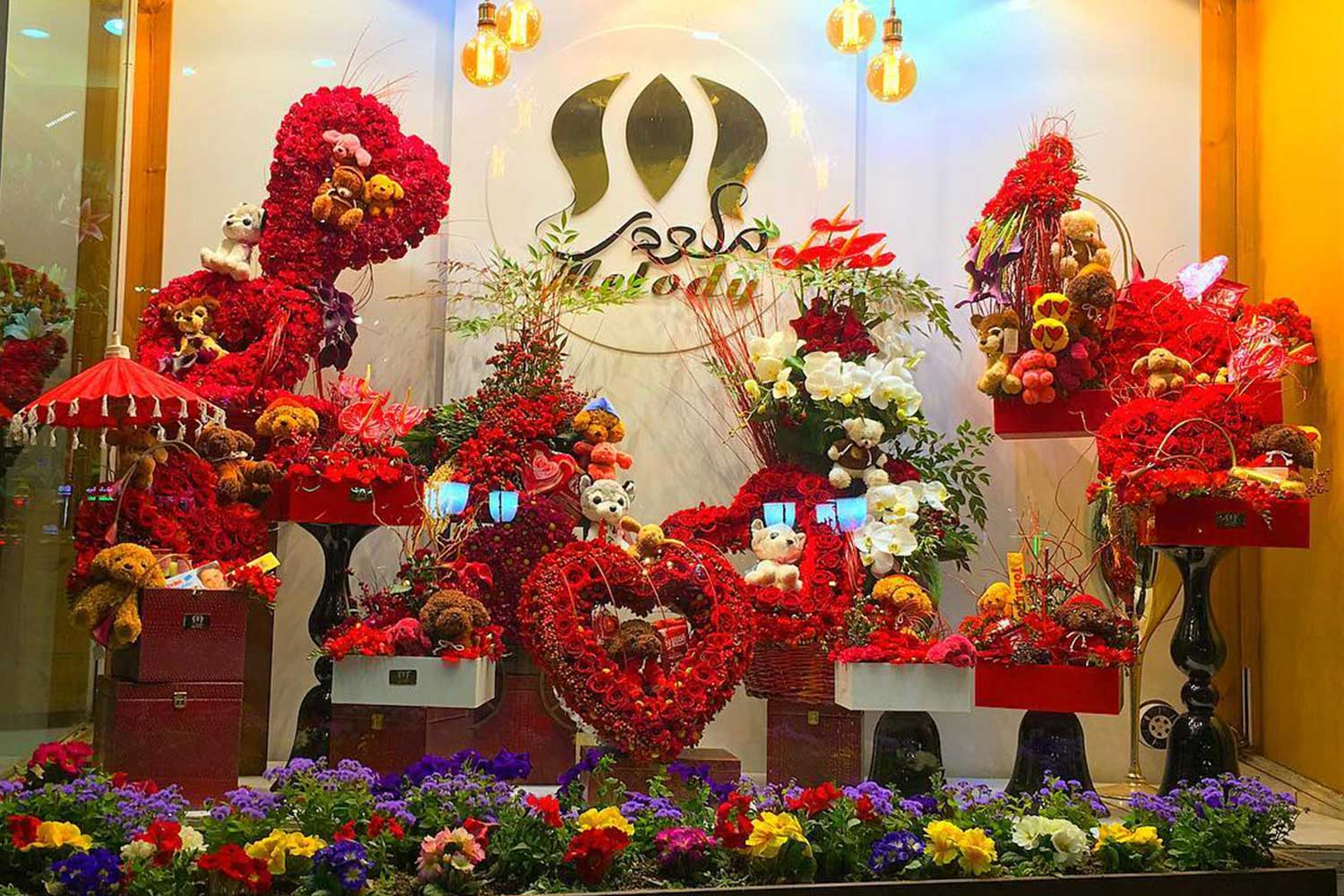 Lovers in Iran – How Iranians Celebrate Valentine's Day