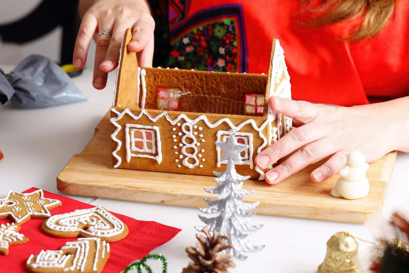 Gingerbread Houses Resources Surfnetkids