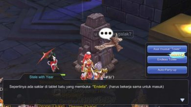 Photo of Event Endless Tower x2 Rewards di Ragnarok M Eternal Love