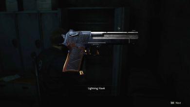Photo of Cara Mendapatkan Lightning Hawk Magnum di Resident Evil 2: Remake