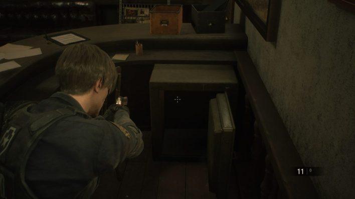 Resident Evil 2: Remake locker codes - everything else