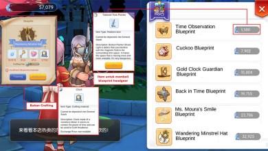 Photo of Infografik Reward of Time Headgear Ragnarok Mobile Eternal Love