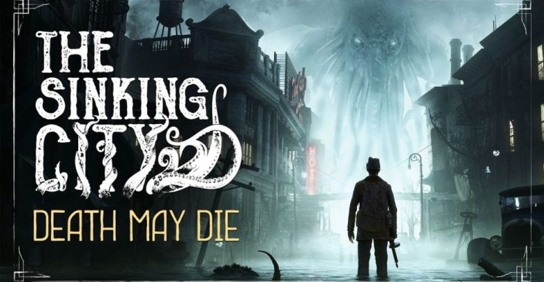Spesifikasi Game The Sinking City