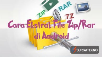 Photo of Cara Ekstrak dan Buka File Zip/Rar di Android