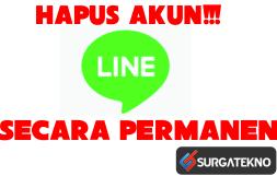 Cara Menghapus Akun LINE Messenger Permanen