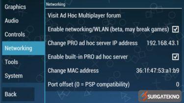 cara mengatur ppsspp multiplayer