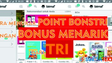 Photo of Cara Menukar Poin Bonstri Menggunakan Aplikasi Bima+