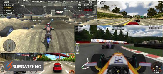 daftar game balap mobil motor ppsspp