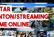 Photo of 10 Situs Streaming Nonton Anime Online Terbaik Saat Ini