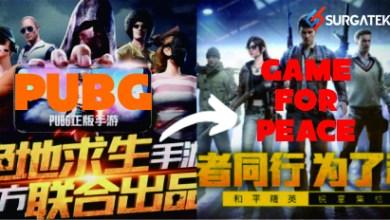 Photo of Ini Dia Cara Tencent Agar PUBG Tidak Dilarang di China