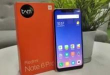 Photo of Xiaomi Redmi Note 6 Pro dengan Kamera Selfie Terbaik