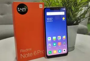 Photo of Xiaomi Redmi Note 6 Pro dengan Kamera Selfie Terbaik