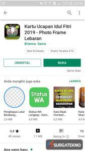 aplikasi kartu ucapan idul fitri 2019