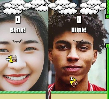 cara bermain flappy bird di instagram