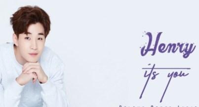 ost drama korea it's you - henry