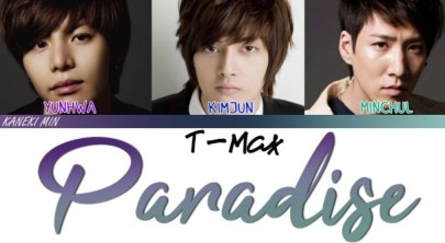 t-max paradise ost boys over flower