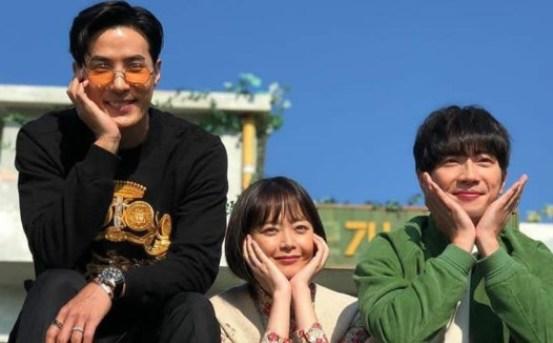 top star yoo baek (2019)