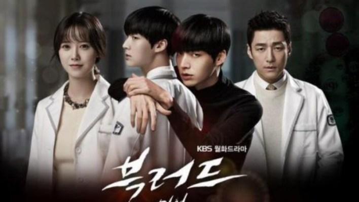 drama Korea tentang dokter blood