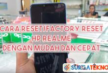 Photo of 2 Cara Reset HP Realme Semua Tipe 100% Work