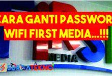 Photo of Cara Ganti Password WiFi First Media