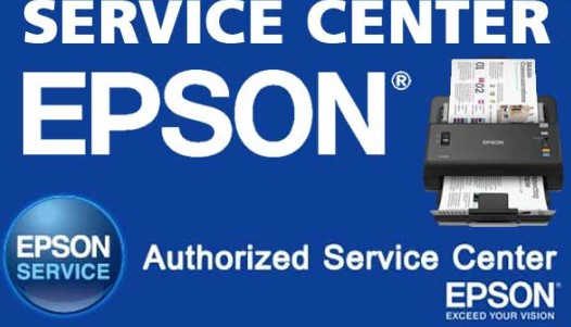 pergi ke service center printer