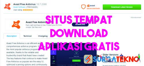 situs tempat download aplikasi gratis