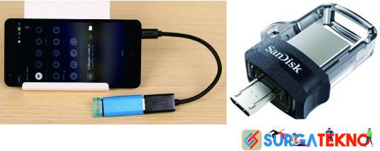 cara memindahkan file foto dengan microsd