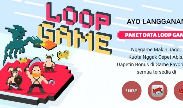 loop game telkomsel
