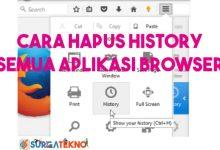 Photo of Begini Cara Membersihkan History Browser PC yang Benar
