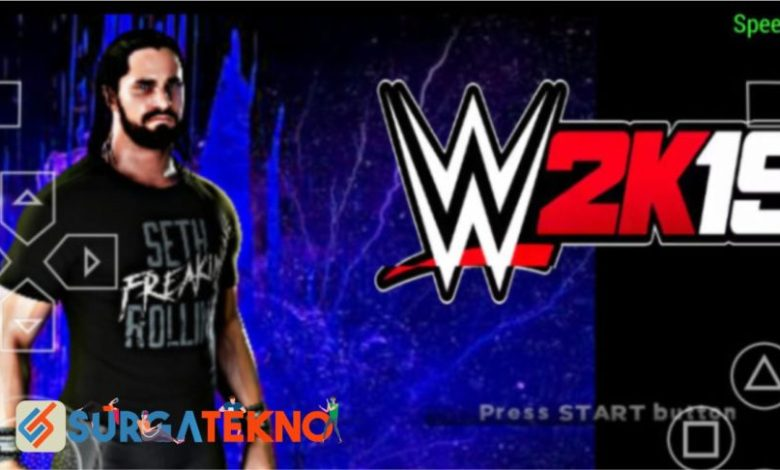 Daftar Game Smackdown WWE Android Offline Online