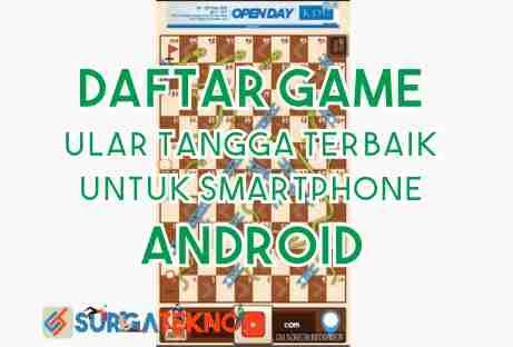 Daftar Game Ular Tangga Terbaik untuk Android