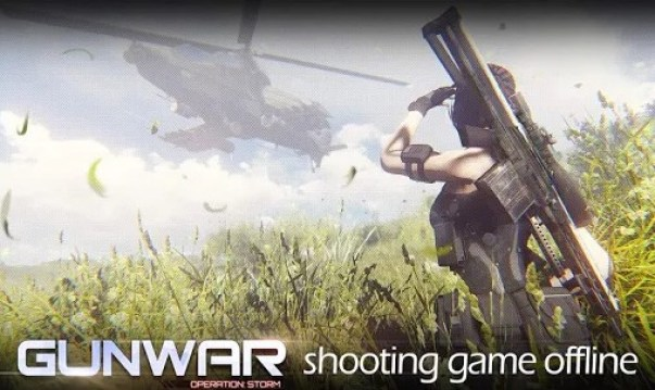 Gun War - Shooting Games Gameplay